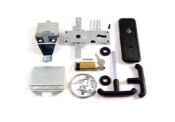 accessories for sectional doors