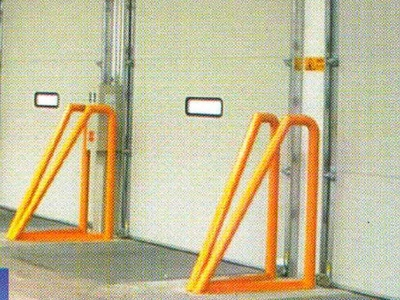 anti-collision protection for loading bays uk