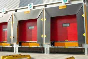 dock house - Campisa loading bay systems uk