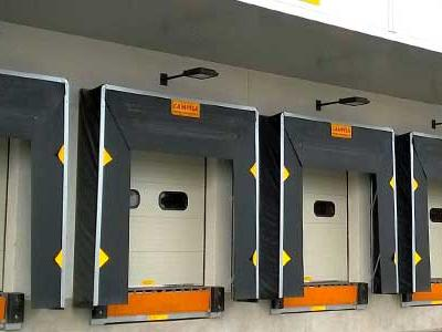 loading bays for cold storage uk