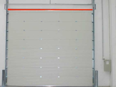 gas-tight poweing sectional doors