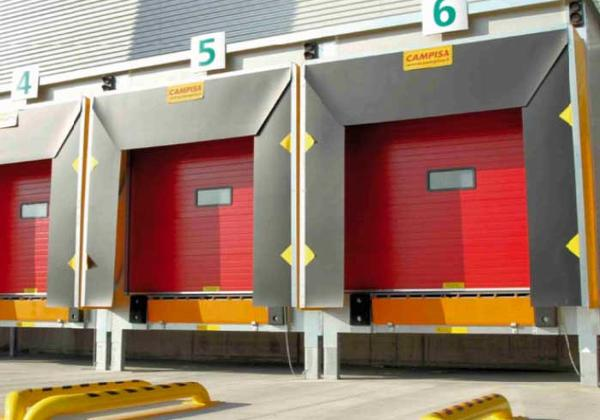 dock house loading bays Campisa in UK
