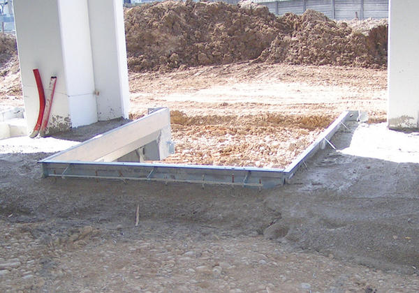 PREFABRICATED PITS